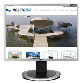 Beachside Dock and Lifts Sales