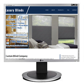Luxury Blinds Spruce Grove