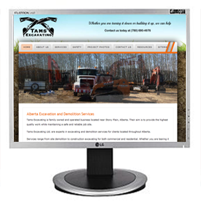 Tams Excavating Ltd